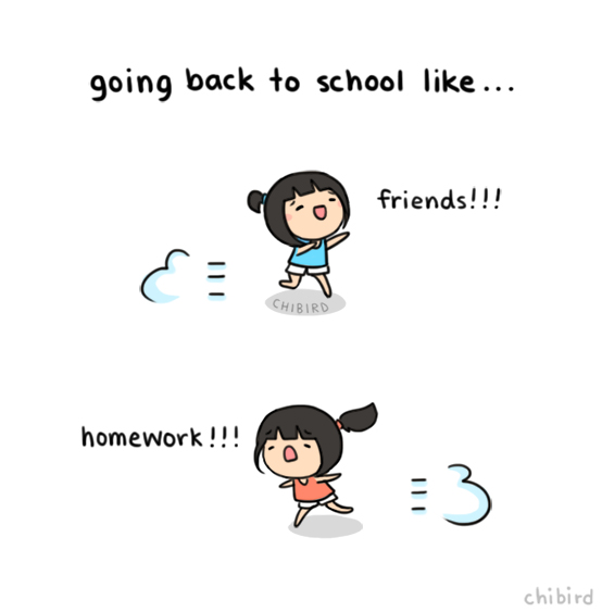 The pros and cons of going back to school. I'll be.
