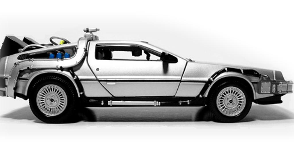 DeLorean Ipsum.