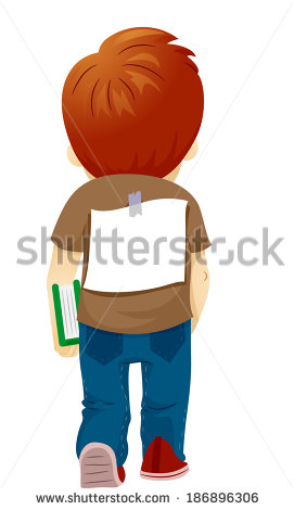 Child Back View Stock Vectors, Images & Vector Art.
