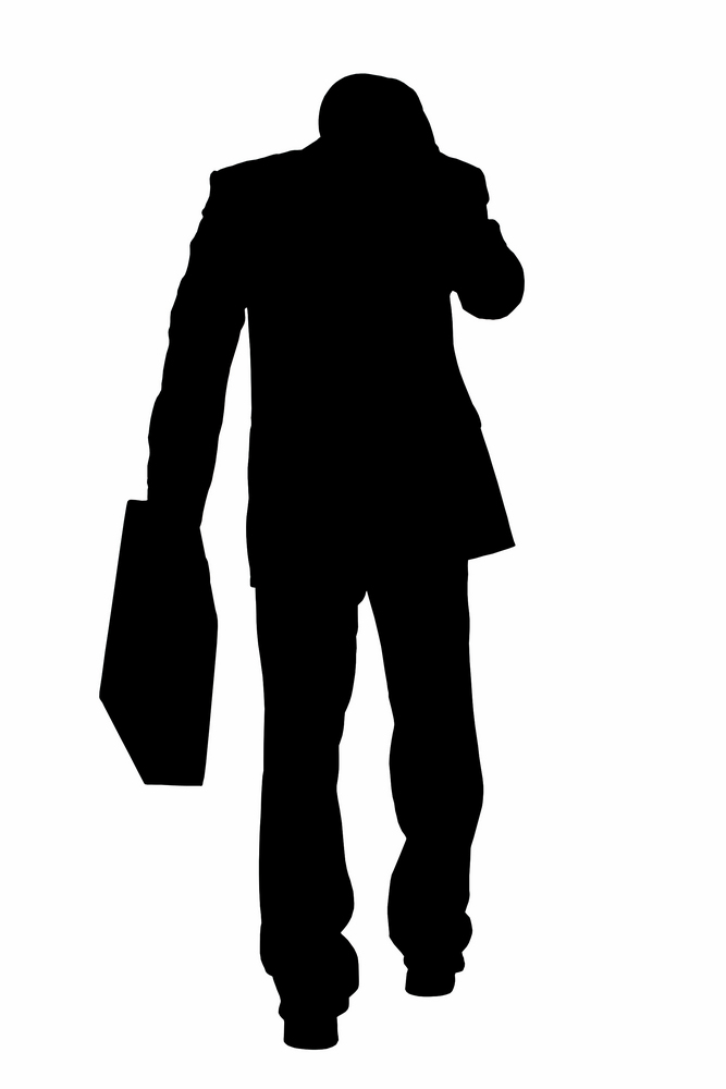 Free Silhouette Of A Person, Download Free Clip Art, Free.