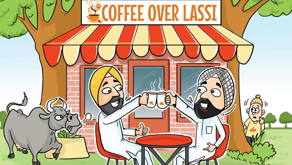 Punjab on a new high: Three cheers to coffee.