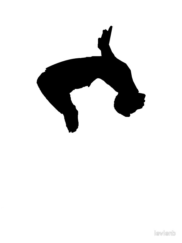 The best free Backflip silhouette images. Download from 19.