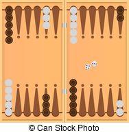 Backgammon Clipart and Stock Illustrations. 272 Backgammon vector.