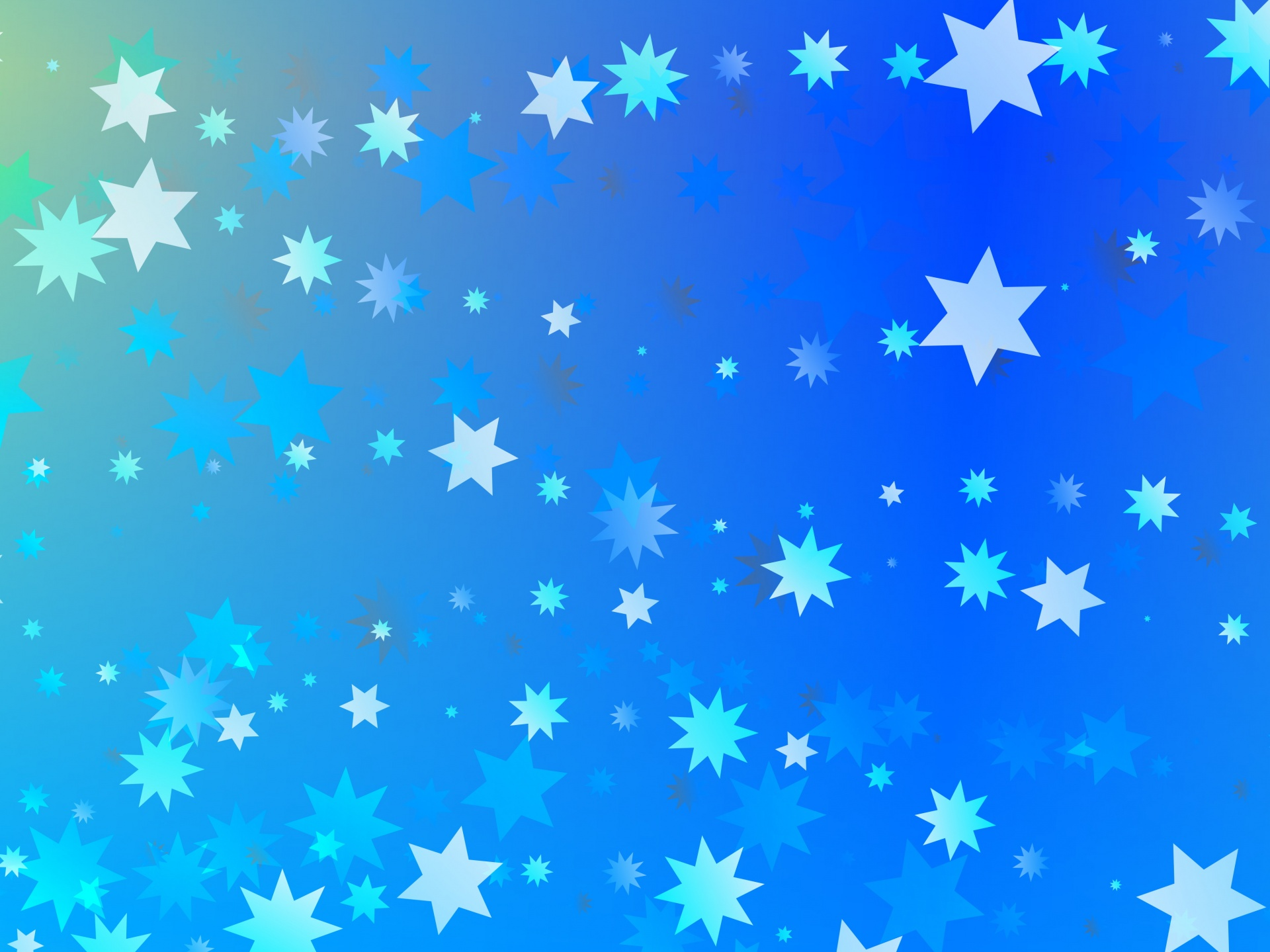 Blue Clipart Background.