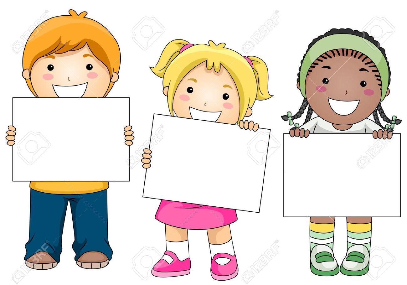 Clipart background child.