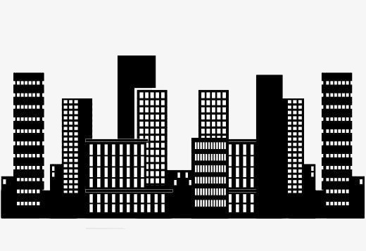 Building Background Clipart.