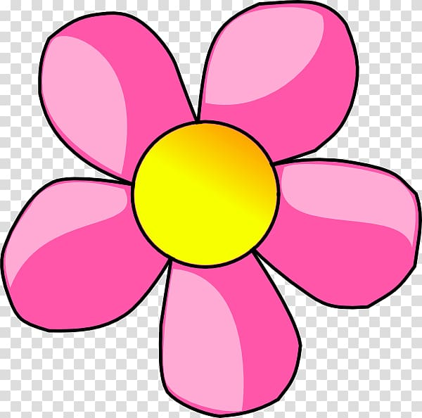 Flower Cartoon , BUNGA transparent background PNG clipart.