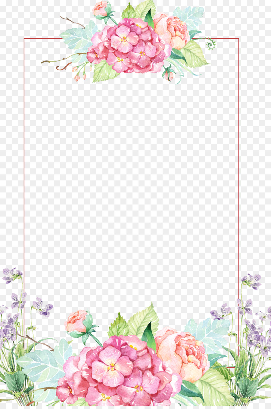 Frame Wedding Frame png download.