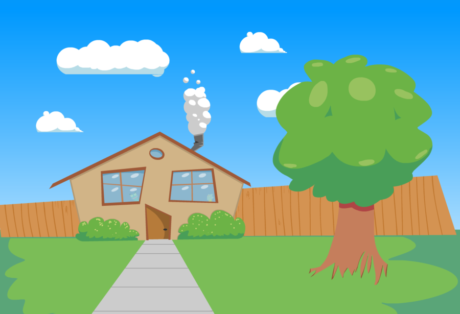 Cartoon Houses PNG HD Transparent Cartoon Houses HD.PNG Images.
