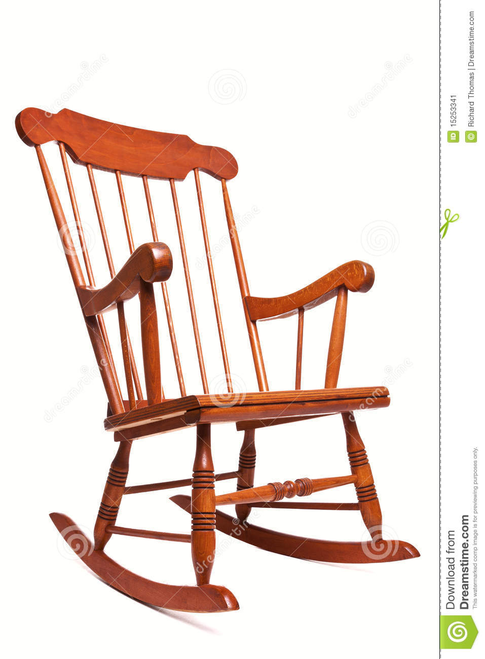 Rocking Chair Clipart.