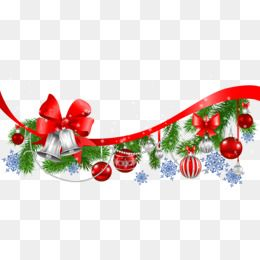 Christmas Decoration Transparent Background.