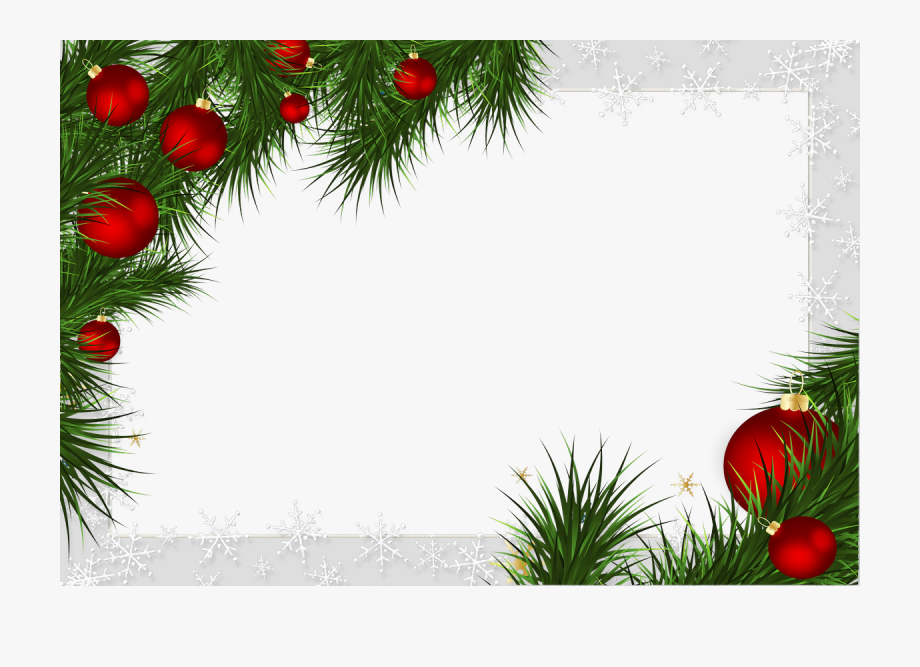 Christmas Clipart Transparent Background.