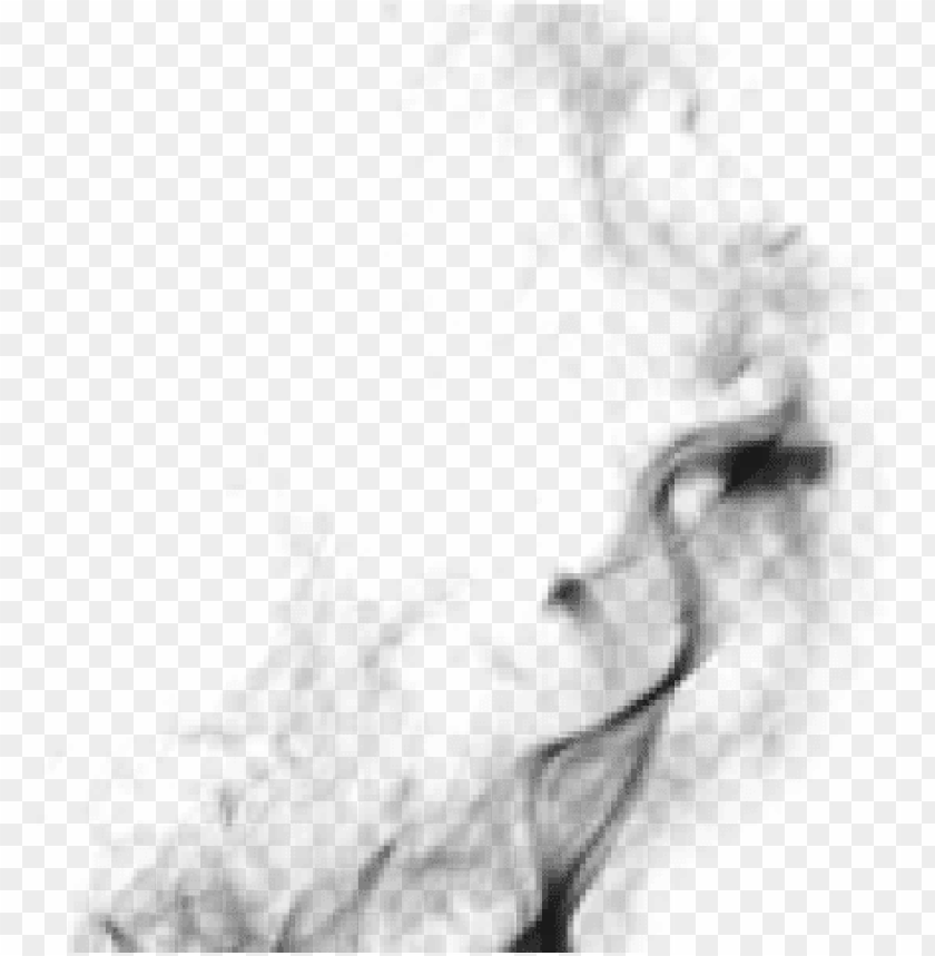 smoke effect clipart dark smoke.