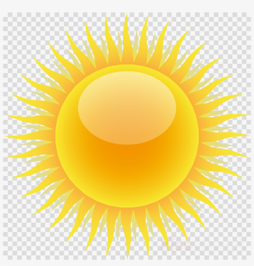 Download Sun Png Transparent Background Clipart Clip.