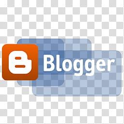 Blog Websites v , Blogger Logo transparent background PNG.