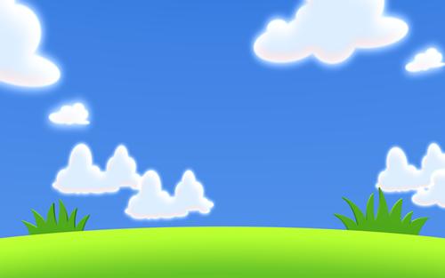 cloud clipart background - photo #7