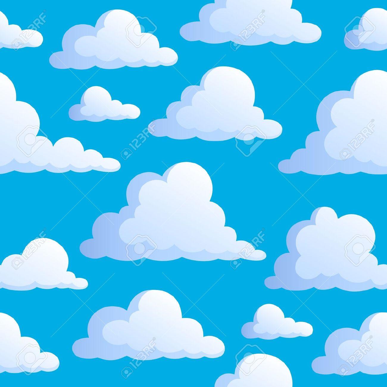 cloud wallpaper clip art - photo #2