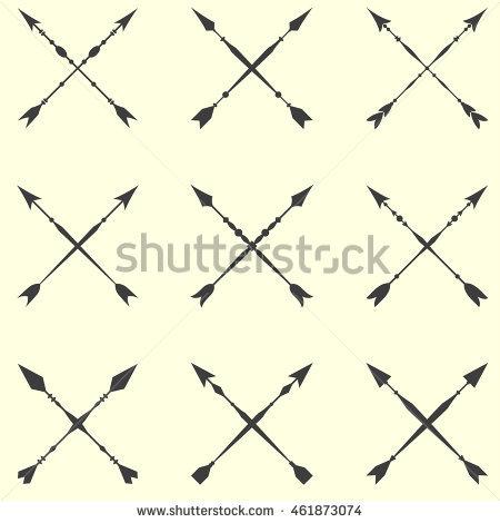Arrow Clip Art Set Vector On Stock Vector 198361769.