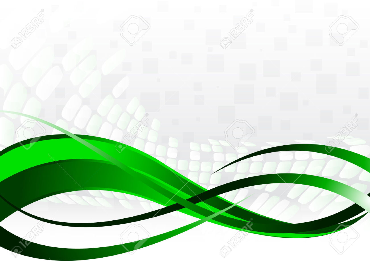Green color clipart.