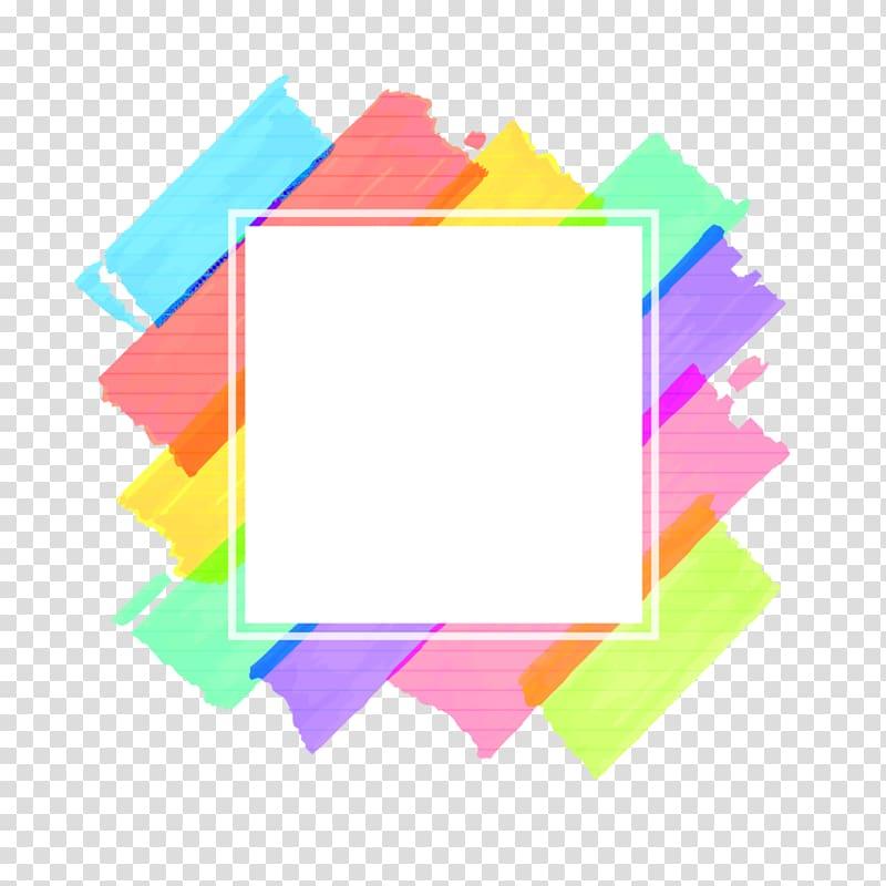 Graphic design Frames, design transparent background PNG.
