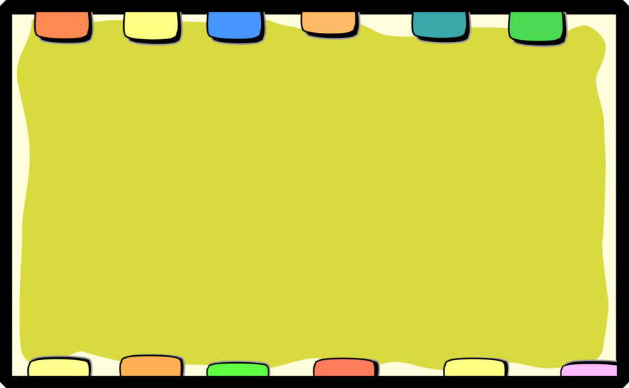 Green Board Background clipart.
