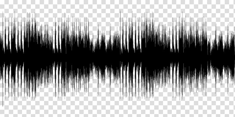 Sound Wave Audio file format , sound wave transparent.