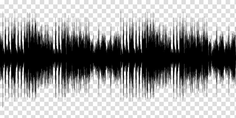 Sound Wave Audio file format , sound wave transparent.