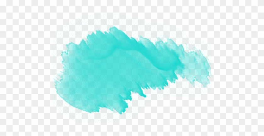 Watercolor Background Blue.