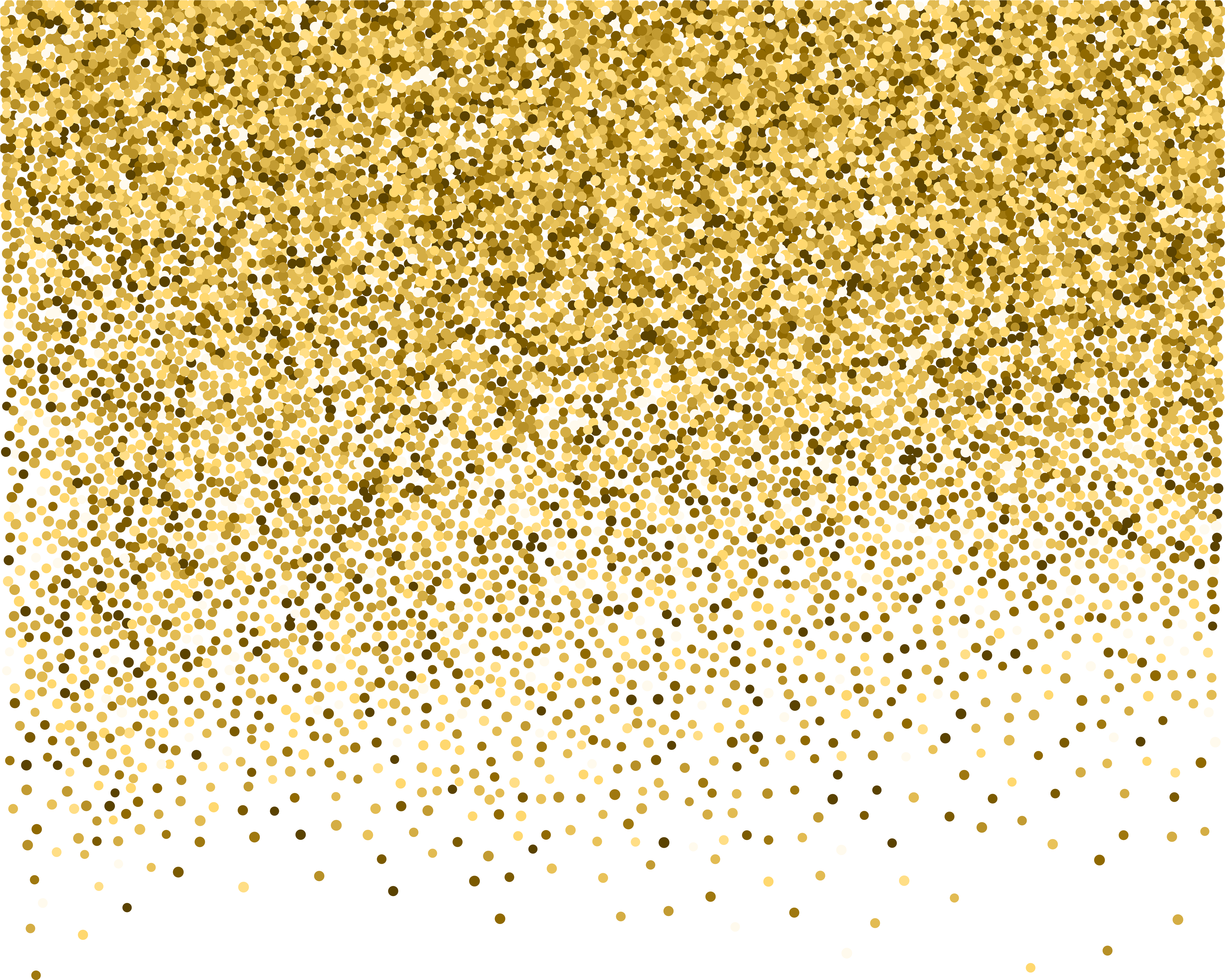 High Definition Confetti Png.