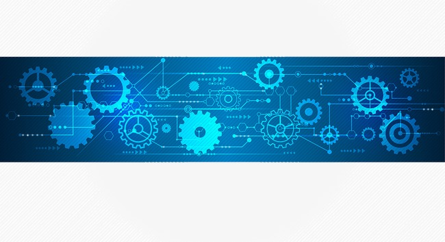 Gear And Information Technology Background, Information Technology.