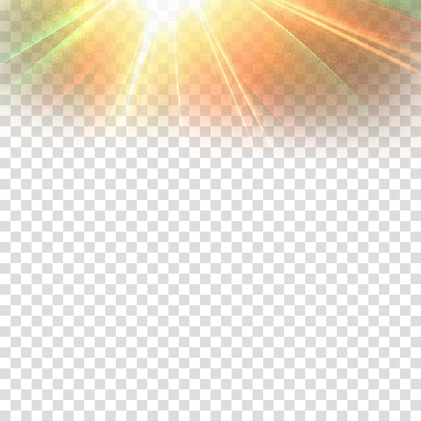 Sunlight, Light effect transparent background PNG clipart.