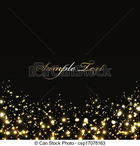 Lighting clipart black background.