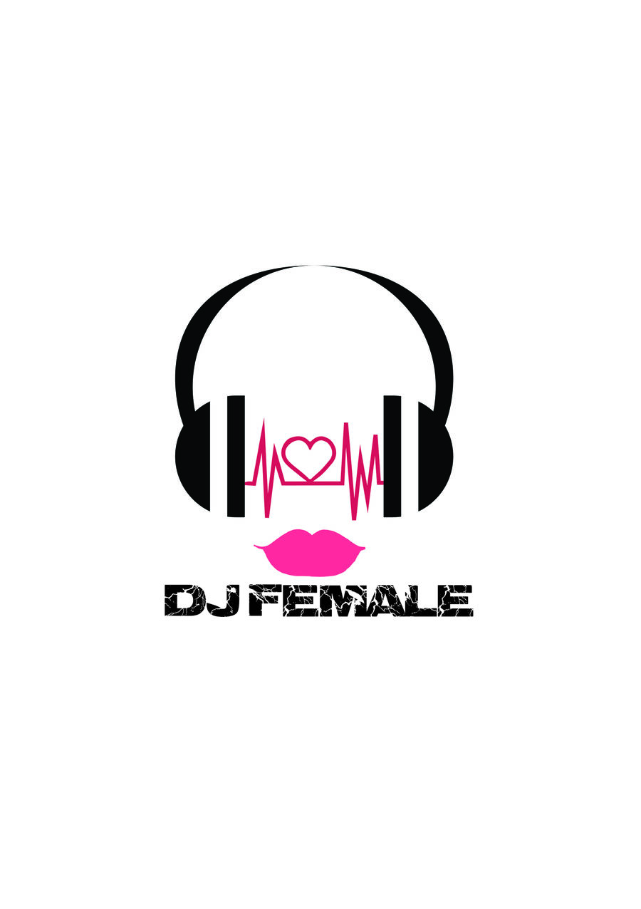 Entry #18 by mihaelak for Need a modern logo for a female dj, need.