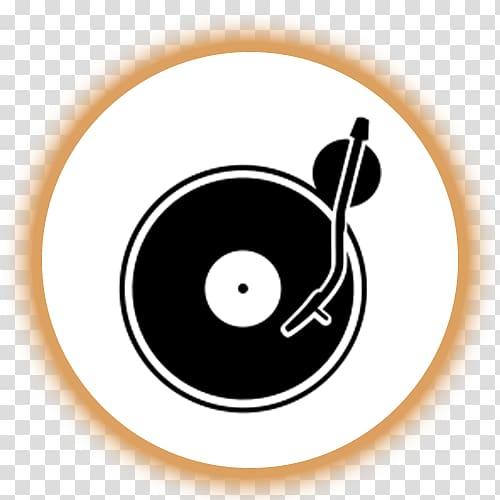 Disc jockey Logo Phonograph record Business, dj turntable.