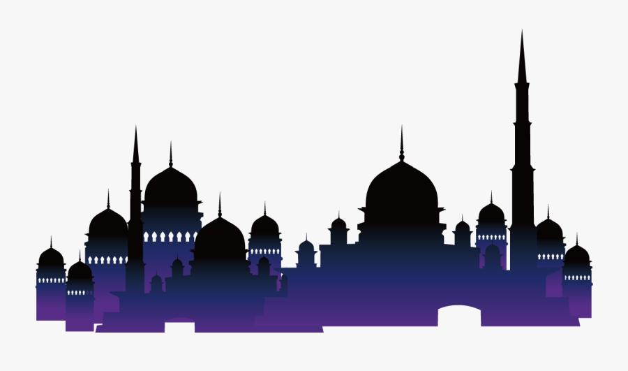Quran Muslim Mosque Islamic Architecture Churches Clipart.