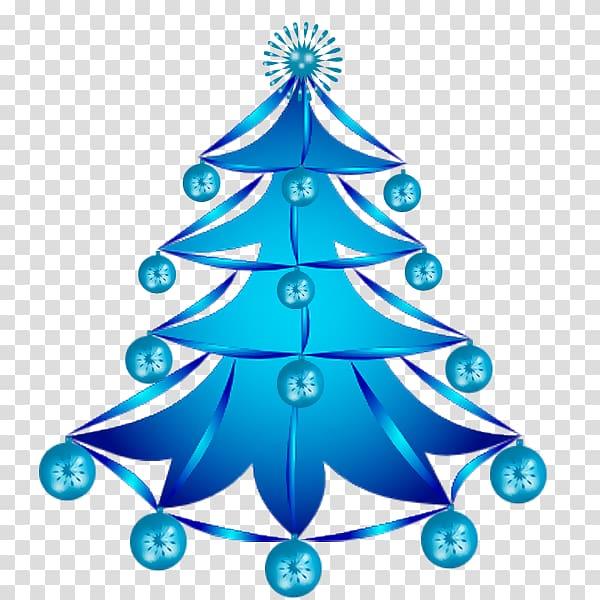 Christmas tree MTK Spruce Christmas Day, fundo de natal azul.