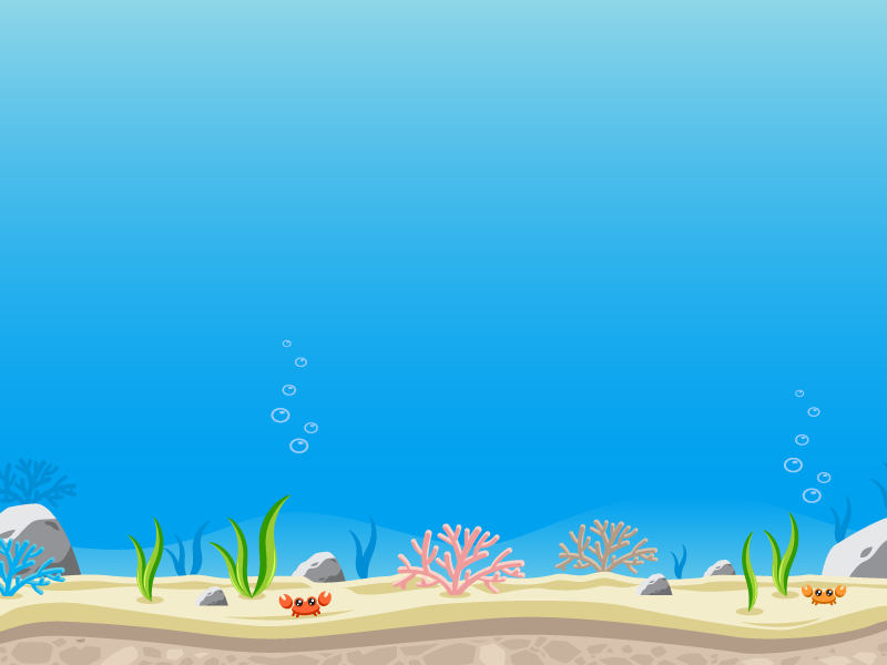 Sidescroller Game Background.