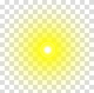Sunlight Sky Yellow Pattern, Sun Effect , sun light illustration.