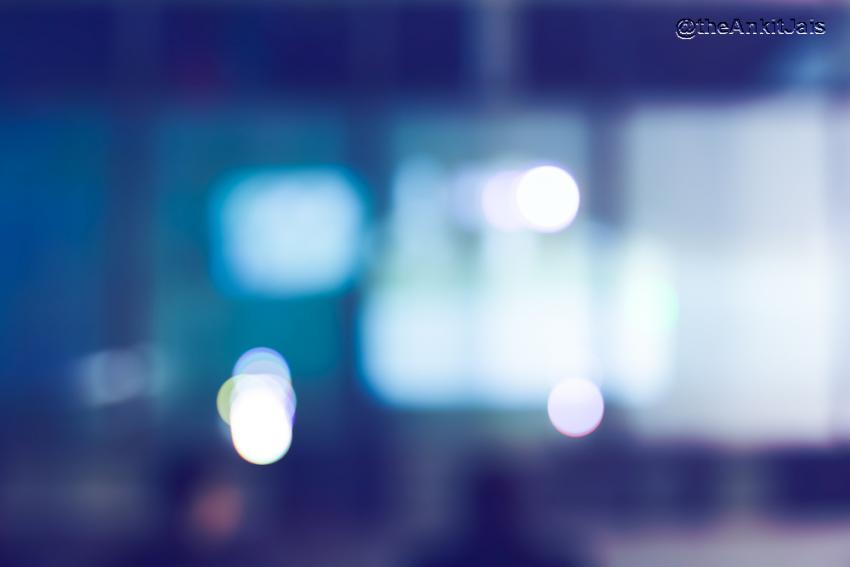Blurred Bokeh Background HD Photoshop Editing.