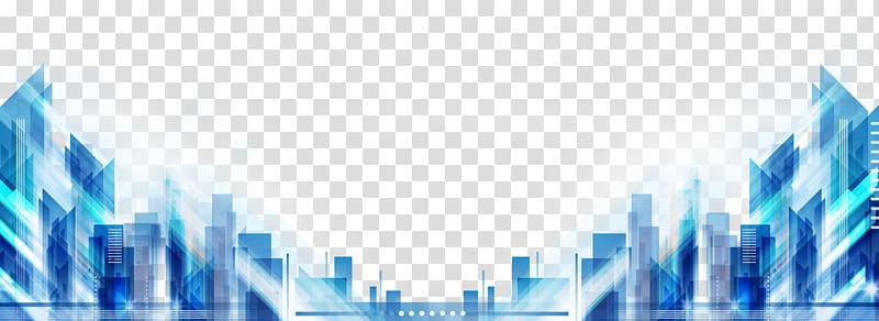 City buildings , Building Poster Banner , Colorful city transparent.