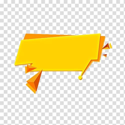 Tag Text box, Yellow Text Label, yellow dialogue box.