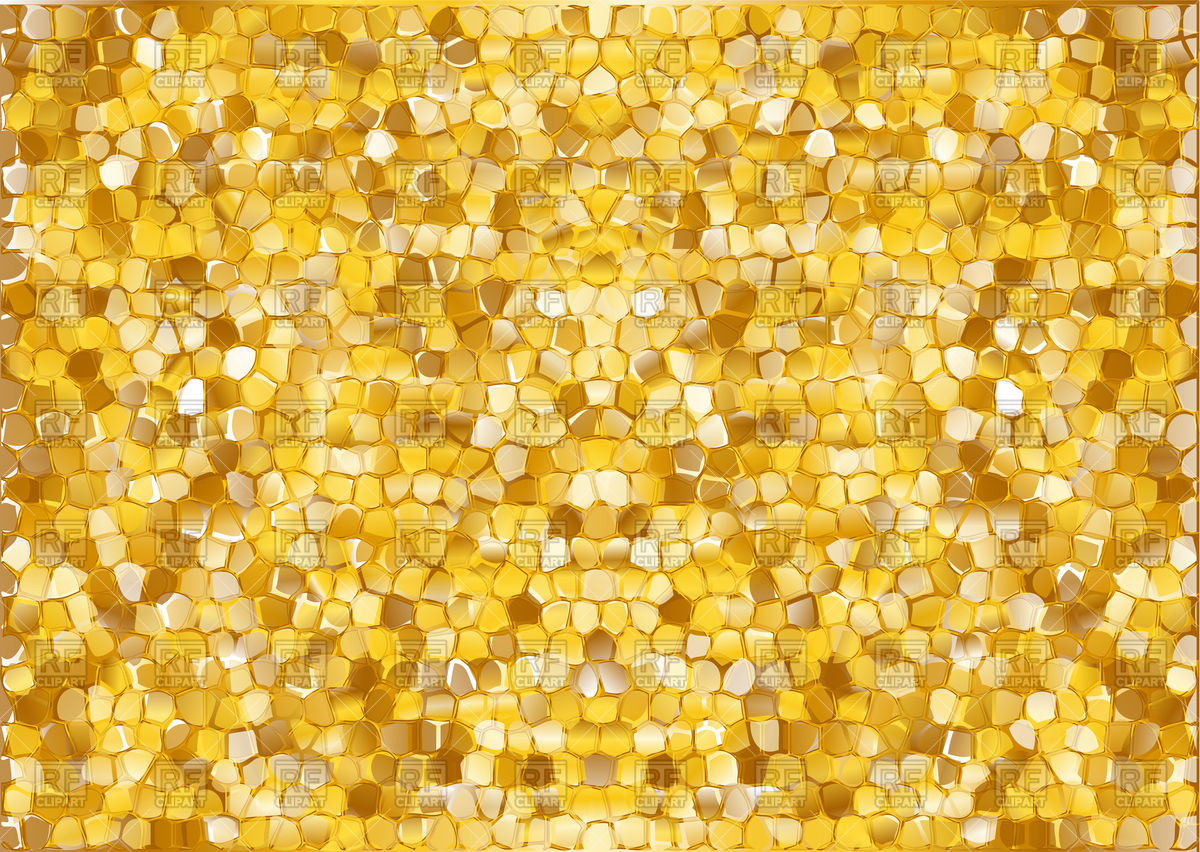 Gold texture glitter modern background Vector Image.