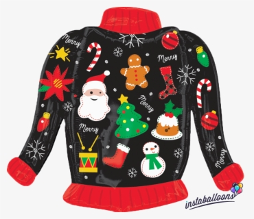 Free Ugly Sweaters Clip Art with No Background.