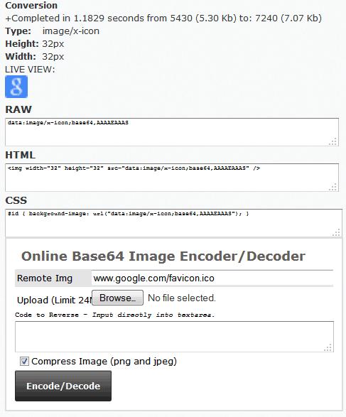 Convert Image Base64 Encoder.