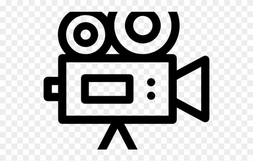 Video Camera Clipart Transparent Background.