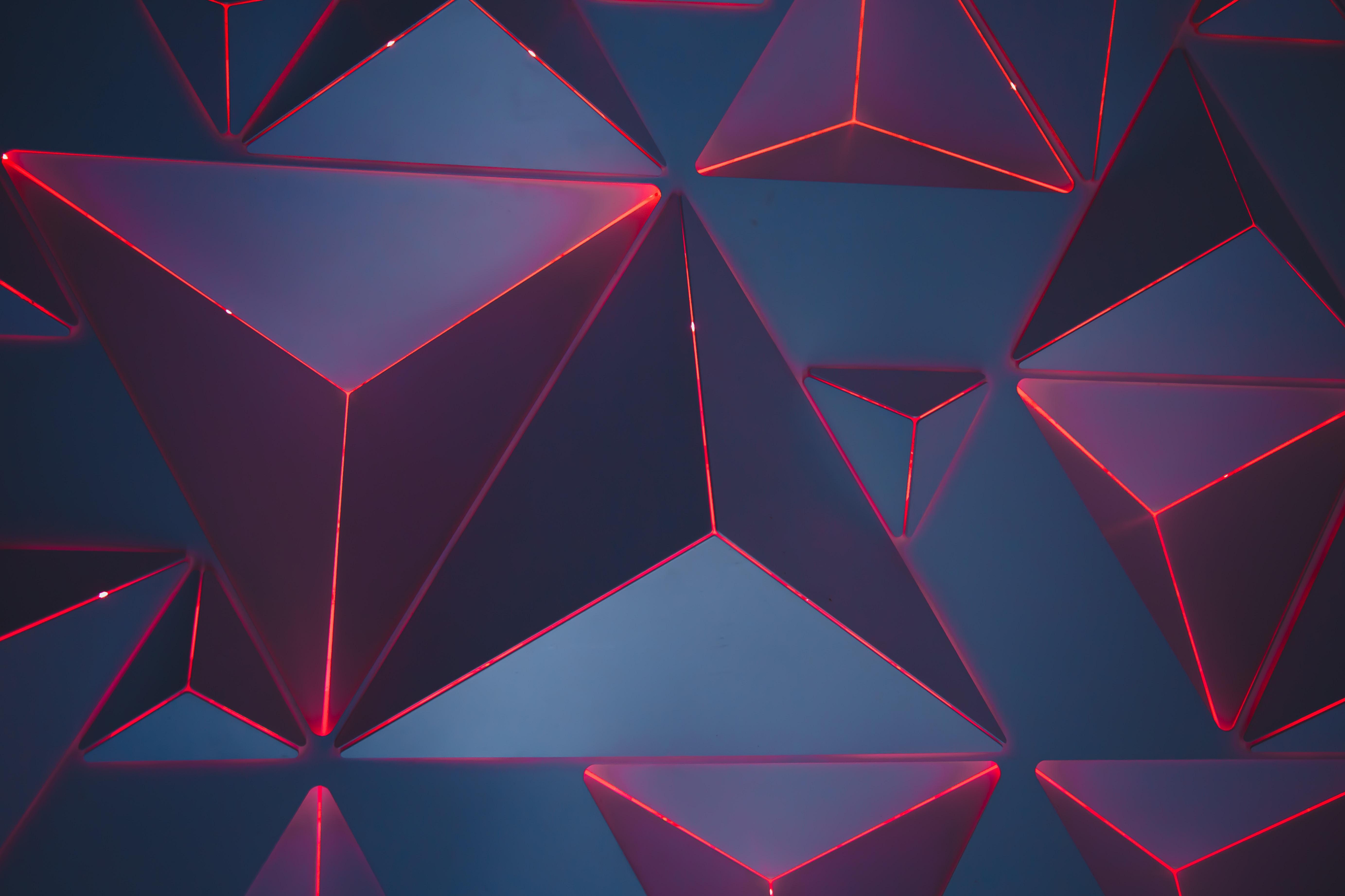 5223416 5533x3689 #geomety, #pyramid, #pink, #wallpaper, #neon.