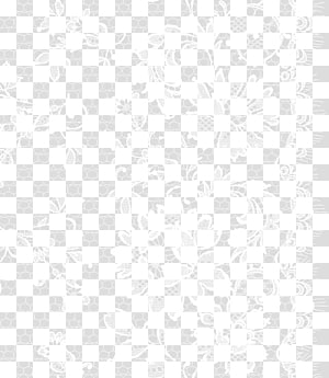 Black and white Pattern, Decorative Lace transparent.