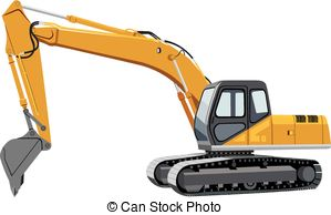 Excavator bucket Stock Illustration Images. 1,213 Excavator bucket.