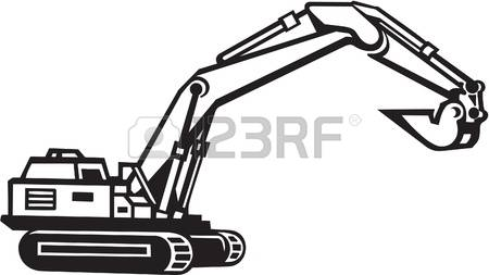 1,713 Backhoe Cliparts, Stock Vector And Royalty Free Backhoe.