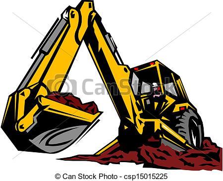 Backhoe Clipart and Stock Illustrations. 1,255 Backhoe vector EPS.